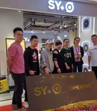 祝SY+珠海新店开业大吉!期待冬季新品发布会开启