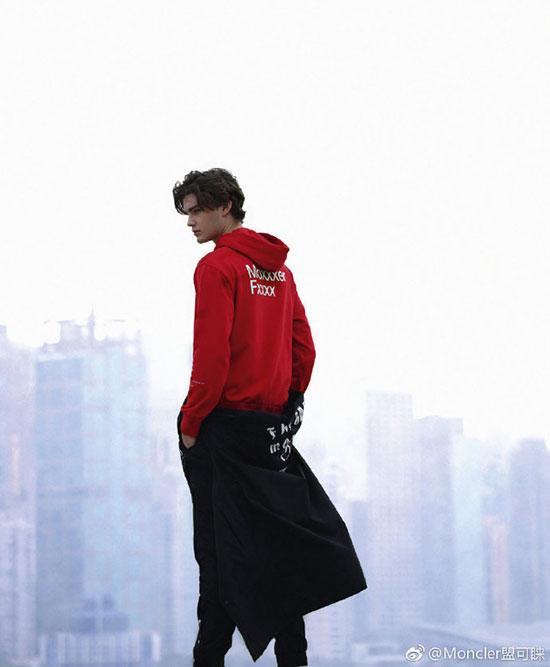 Moncler盟可睐2019春夏系列新品 唤醒都市的时尚因子