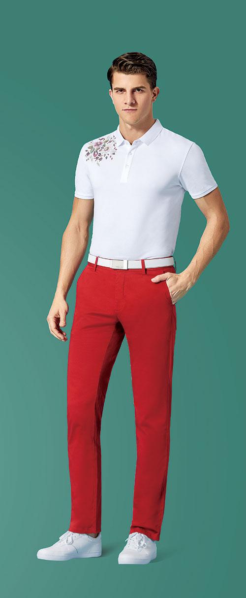 男人智造男装是你在职场上不可缺少的服装 离成功更近