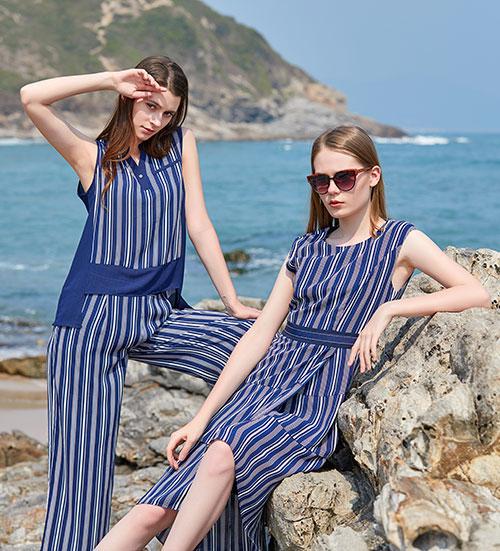 金蝶茜妮在严酷的夏季 带给你时尚流行女装