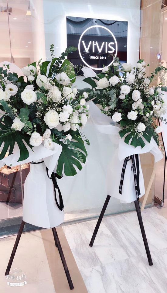 薇薇希莆田万达二楼新店5月10日正式开业!