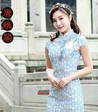 唐雅阁传统东方唐装 让你触及悠久的时代感