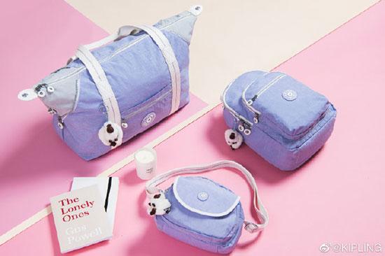 Kipling以丰富的包型设计 让你拥有更多选择~~