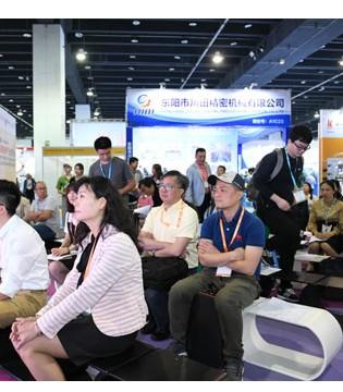 2019浙江纺博会今天在义乌国际博览中心隆重开幕