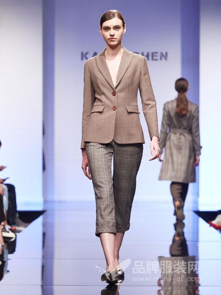凯伦诗KAREN SHEN品牌女装让你轻松成功