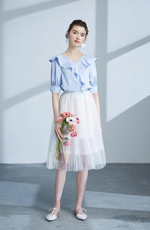 夺宝奇兵女装为你提供夏季的时尚风格