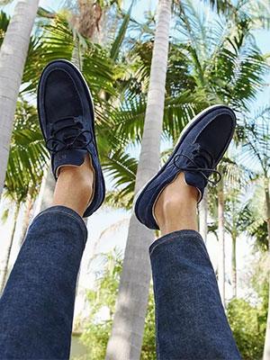 TOD'S春夏系列男士鞋履 赋予你自由轻松的畅快之「履」