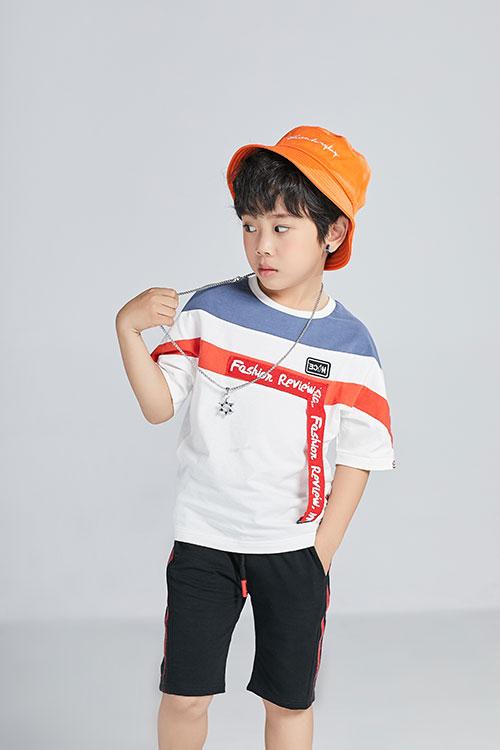 夏季童装如何搭配呢 小猪宾果童装教你如何让孩纸时尚