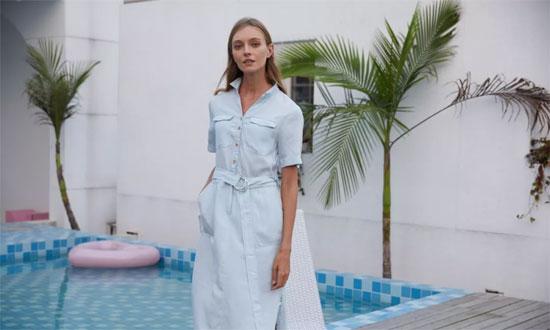 衣艾品牌服装:穿什么样的连衣裙显瘦