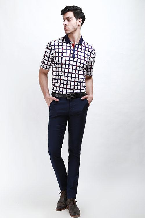 萨卡罗S.ALCAR带你领略夏季时尚男性穿搭