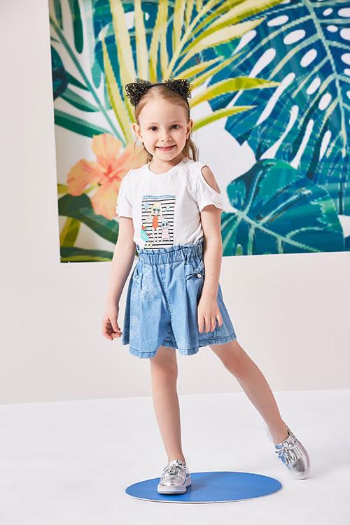 小豬班納童裝讓你的孩子在夏季無憂無慮的玩耍