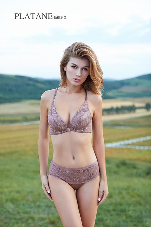 性感夏季内衣尽在梧桐本色 让你体验夏季性感