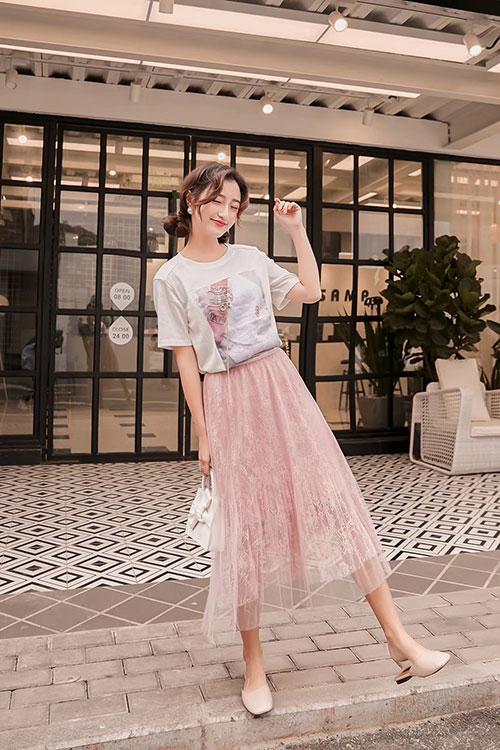 木丝语教你夏季如何穿搭 展现你迷人的美丽