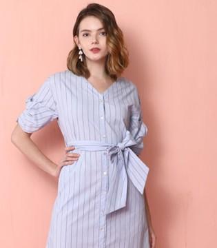 祝贺真斯贝尔女装品牌续约品牌服装网 让我们共创辉煌