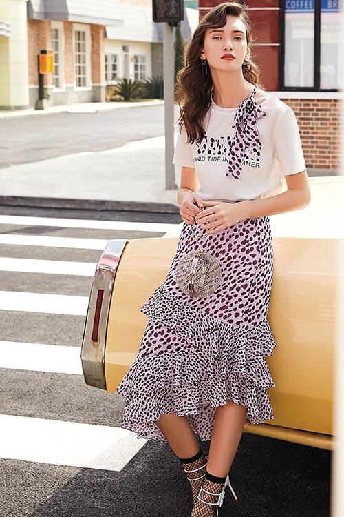 在夏季如何展现女性的美?卡尼欧教你如何时尚穿搭