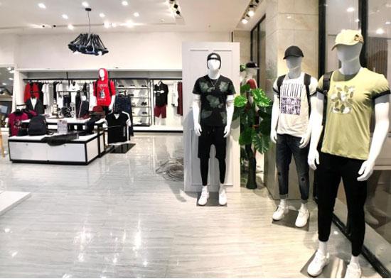 想自己开个服装男装店 加盟男装店要多少钱