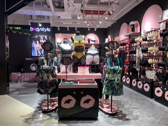 Bodystyle布迪设计深圳新店已于5月25日正式开业!