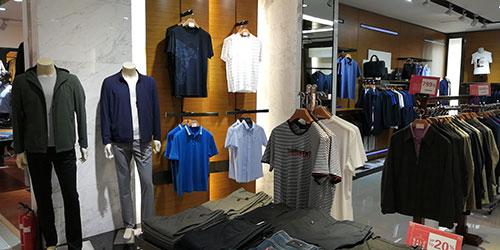 热烈祝贺萨卡罗鄂尔多斯购物中心店隆重开业!!!
