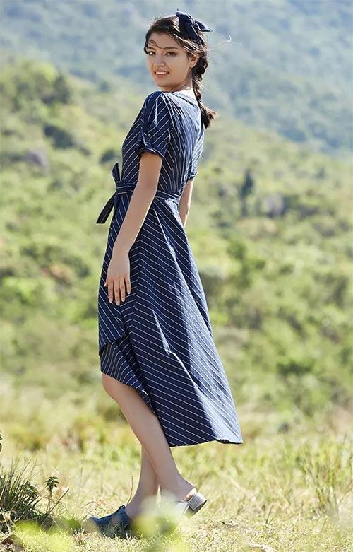 FUKOU丨穿上舒适的衣服 去追逐夏日的好风光