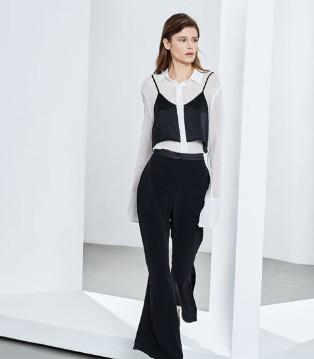 ECA女装品牌优雅以及个性 展现女性风格的衣装