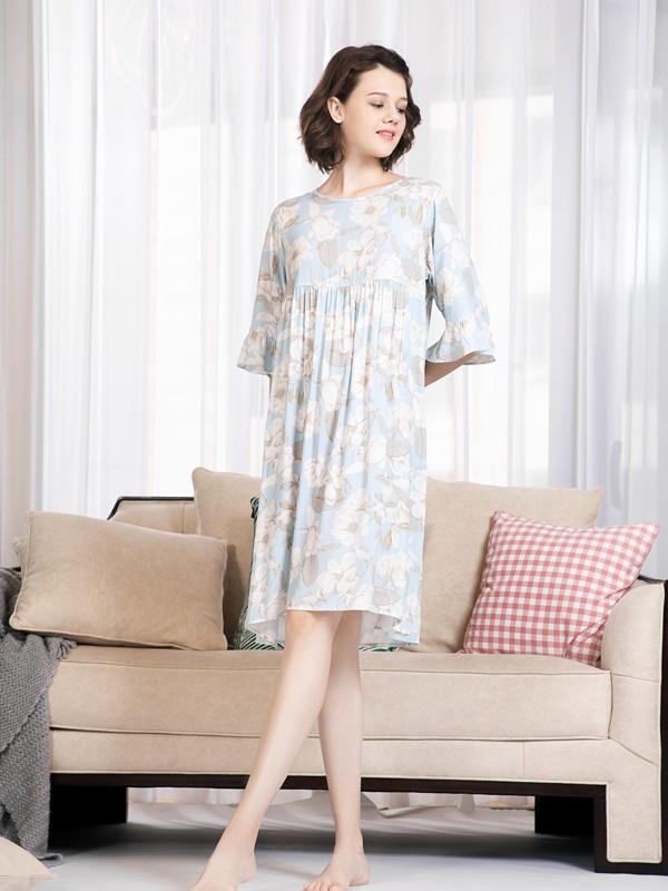 孕妇睡衣如何挑选 欧林雅为你保驾护航
