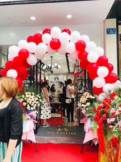 祝贺麦露迪品牌在湖北建始和贵州桐梓开业 祝大卖特卖