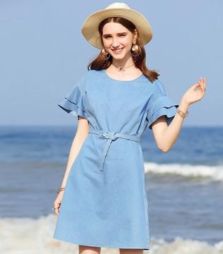 戈蔓婷女装让你在夏天轻松成为路人的焦点!