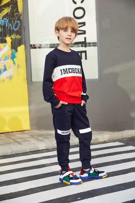 杰米熊童装品牌 时尚并没有那么难
