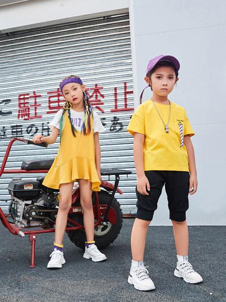 卡儿菲特童装品牌 好的品牌总不需要多说什么