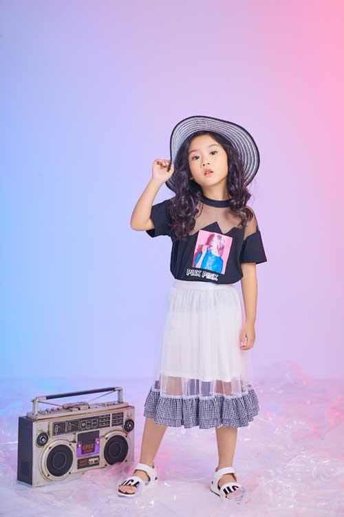 小猪宾果品牌童装保护孩子健康成长 培养良好的服饰观