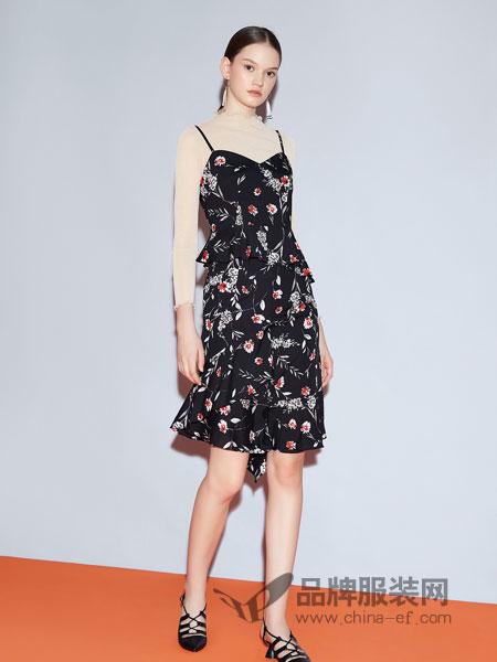 红凯贝尔品牌充满个人魅力的连衣裙 来了解一下吧