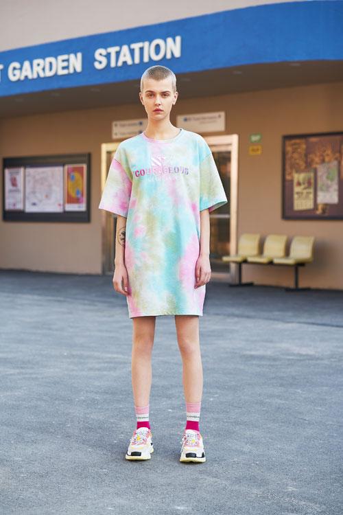 SY+品牌秀出不同的自己 街头潮流打扮属我风格
