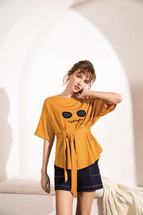 浩洋国际女装品牌以美感服饰站稳国内市场