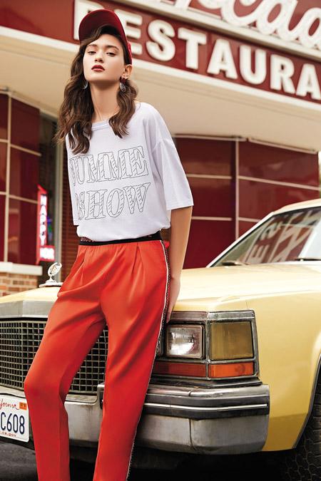 卡尼欧时尚女装 带来了夏日新时尚风潮!