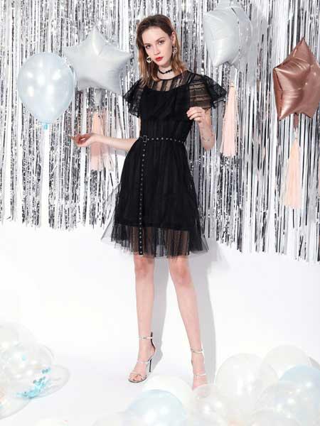 莎斯莱思SASLAX品牌 靓丽装扮让你变成气质女神