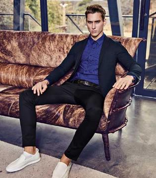 爱迪丹顿男装品牌 衣装带给你的不仅仅是帅