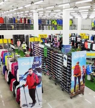 奥库运动超市体验式销售,让门店成交更容易