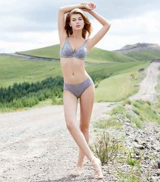 梧桐本色品牌为了你选择 极具适合夏日的内衣