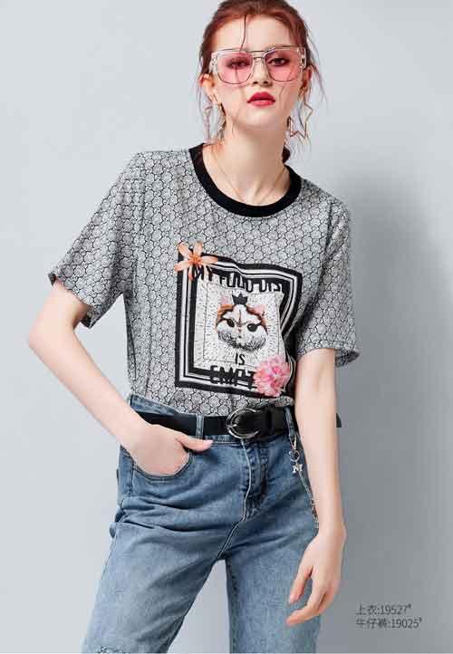 艾米imi女装品牌 青春活泼衣装 让你快乐过夏日