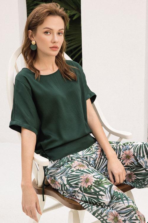 浩洋国际品牌 优雅及美感为一身 修身的服装来了解吧