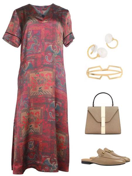 香云纱 当一种工艺成了文化遗产 该有多么精湛?
