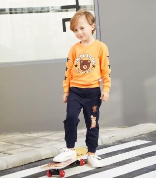 杰米熊童装品牌 让孩子将童年刻在衣装上
