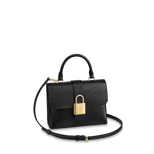 奢饰品品牌路易威登 五种颜色LOCKY BB手袋新款上市
