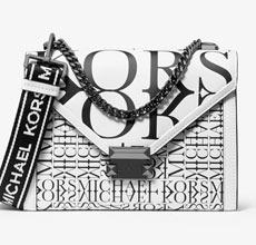 Michael Kors奢侈品品牌 这款�r尚至极的单肩包上市了