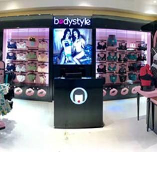 热烈祝贺布迪设计在郑州丹尼斯盛大开业!