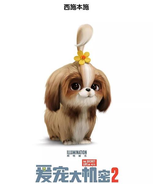 《爱宠大机密2》7月5日上映,一起萌翻今夏(文末有礼)
