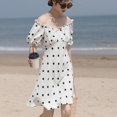 夏日法风女装怎么穿好看 慵懒优雅的法风女装如何穿搭