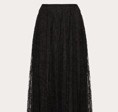 听说Valentino奢饰品北京福彩3D开奖新款的半裙与夏日更加般配哦