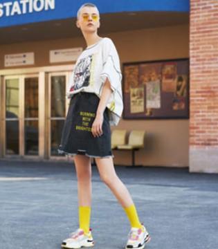 SY+品牌女装 玩味时尚  潮牌新主张