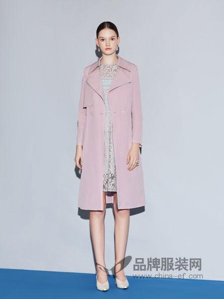 红凯贝尔女装品牌带来时尚轻奢新风尚